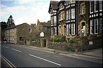 SD6592 : Lupton House, Back Lane, Sedbergh by John Rostron