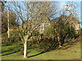 SO4200 : The former school house, Llangwm by Ruth Sharville