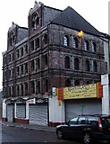NS6064 : Old building on Moncur Street by Thomas Nugent
