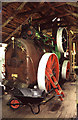 NH9022 : Sawmill, Landmark Heritage Centre by Chris Allen