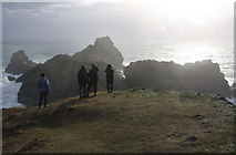 SW6813 : Asparagus Island and Gull Rock by Bob Jones