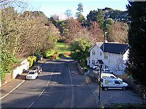 SX9364 : Ilsham Road, Wellswood, Torquay by Richard Dorrell