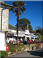 SW7626 : The Ferryboat Inn Helford Passage by Rod Allday