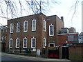 TQ0991 : Northwood Telephone Exchange, Middx (1) by David Hillas