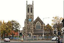 J3673 : St Donard's (CoI) parish church, Belfast (1) by Albert Bridge