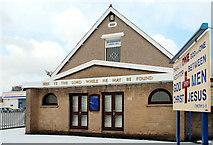 J3774 : Ballyhackamore gospel hall, Belfast by Albert Bridge