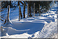 SJ3200 : Tracks and drifts by Dave Croker
