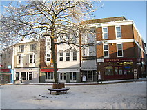SU6351 : Basingstoke Market Place by Sandy B