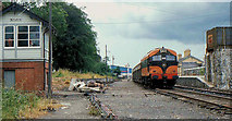 N8767 : Tara mines train at Navan by Albert Bridge