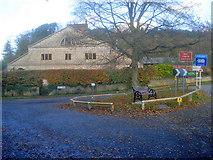 SK5451 : Entrance to Hall Lane by Trevor Rickard