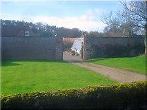 SK5451 : Walled Garden off Hall Lane by Trevor Rickard