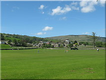 SD7087 : Dent, Dentdale, Cumbria by Eamon Curry
