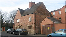 SK3436 : Old Nunnery, Nuns Street, Derby by Eamon Curry