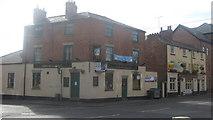 SK3436 : The Ram Inn and Woodlark Pub, Derby by Eamon Curry