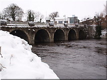 N8409 : Kilcullen Bridge by IrishFlyFisher