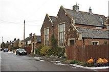 TQ5885 : Church Lane Thawing Out by Glyn Baker