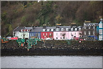 NM5055 : Tobermory Pier and Waterfront by Michael Jagger