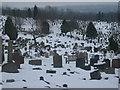 TQ2849 : Redstone Cemetery, Redhill by Rib