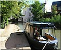 SP3165 : Clemens St. moorings, Grand Union Canal by David P Howard