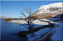 NY1618 : Rannerdale and Grasmoor by Ian Taylor