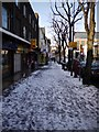 J3373 : Botanic Avenue in the snow by Rossographer