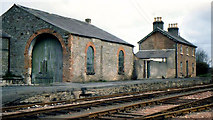 N7995 : Kingscourt station (1) by Albert Bridge