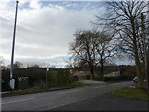 SK3569 : Spring House Farm, Walton Back Lane by Peter Barr