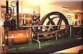 NH7683 : Steam engine, Glenmorangie Distillery by Chris Allen