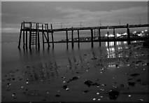 J3979 : Jetty, Holywood Yacht Club by Rossographer