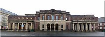 NZ2564 : Northumberland Baths, City Pool and City Hall, Northumberland Road by Andrew Curtis