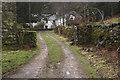 SD4191 : Road to Wood Farm by Tom Richardson
