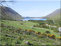 NY1807 : Looking to Wastwater by N Chadwick