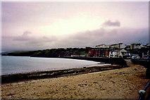 SC2484 : Peel - Bay shoreline by Joseph Mischyshyn