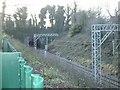 SP0590 : Railway tunnel, Handsworth Wood by Michael Westley