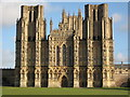 ST5545 : Wells Cathedral by Philip Halling