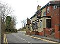 SO8480 : The Rock Tavern, Caunsall Road by P L Chadwick