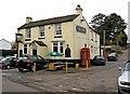 SO8480 : The Anchor Inn, Caunsall Road by P L Chadwick