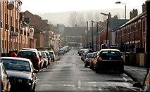 J3673 : Hyndford Street, Belfast by Albert Bridge
