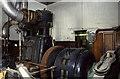 SE0642 : Belliss & Morcom steam engine, Royd Works, Beechcliffe by Chris Allen