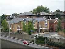TQ4077 : The New Sunfields Methodist Church by Edward A Goalen