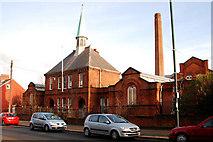 J3574 : Former Templemore Avenue public baths, Belfast (1) by Albert Bridge