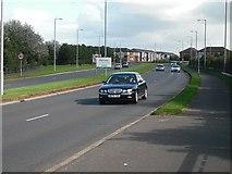 NS3526 : A79, Prestwick by Richard Webb