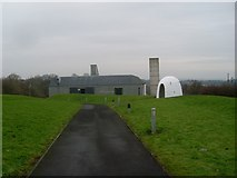 NS6055 : National Museum of Rural Life Scotland by Stephen Sweeney