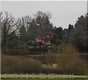 TQ5243 : Large house on The Glebe, Penshurst by N Chadwick