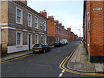 SK5803 : Tower Street, Leicester by Dr Richard Murray
