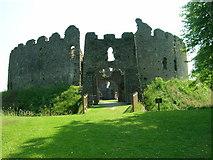 SX1061 : Restormel Castle by JThomas