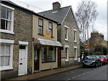 TL4658 : Norfolk Street Bakery (1) by Keith Edkins