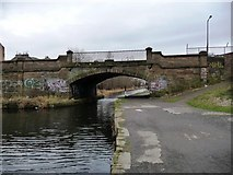 NT2472 : Bridge carrying Viewforth over the Union Canal by Christine Johnstone