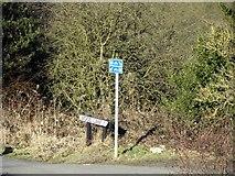 SE0328 : Cycle ways at Wood Lane by Michael Steele