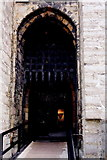 SC2667 : Castletown - Castle Rushen - Second of two entrances by Joseph Mischyshyn